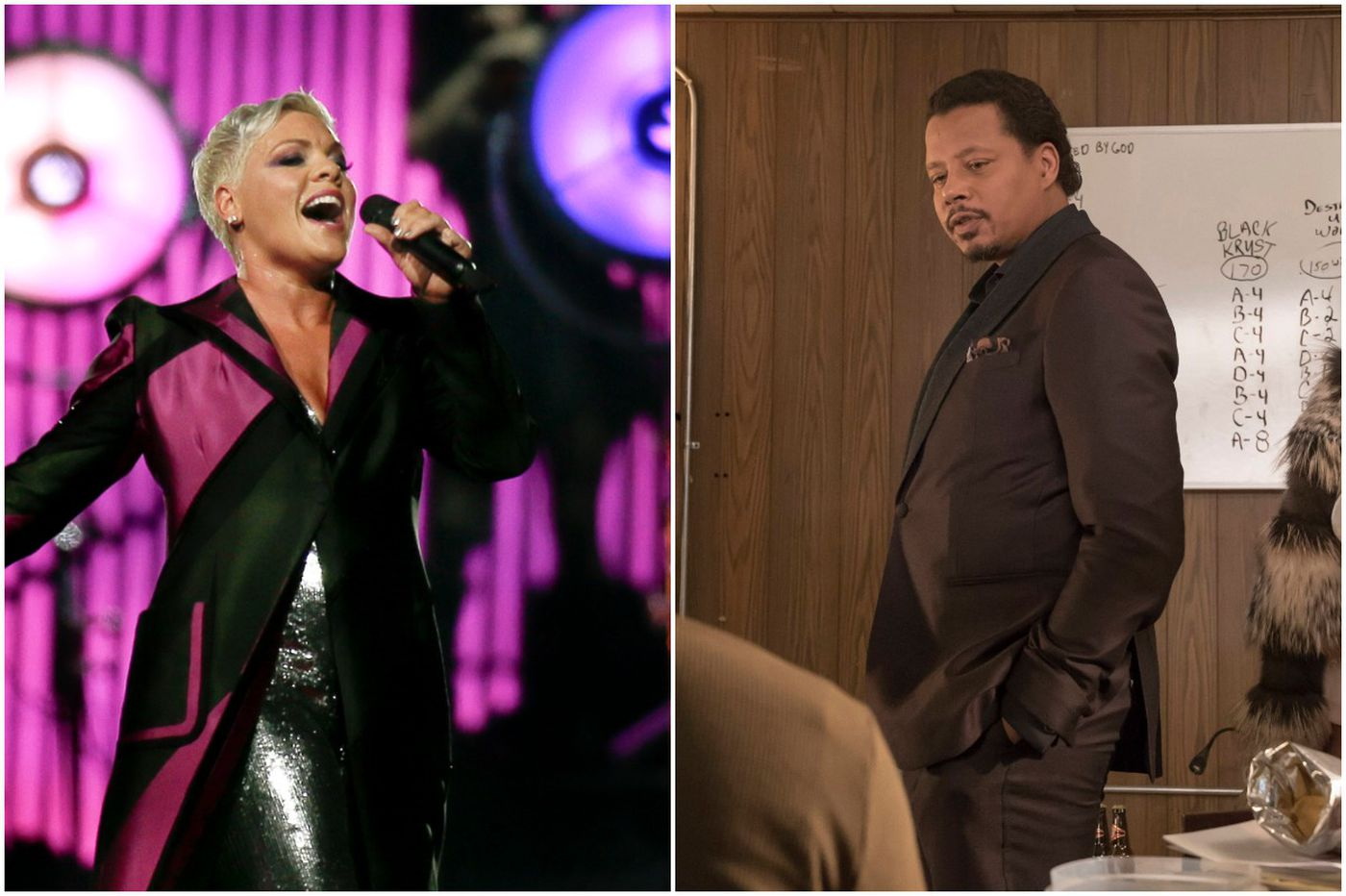 Doylestown's Pink, Lafayette Hill's own Terrence Howard to receive stars on Hollywood Walk of Fame