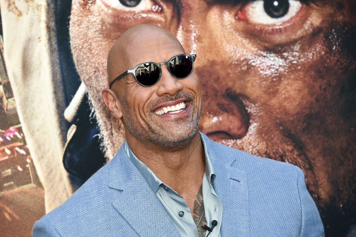 The internet killed Dwayne 'The Rock' Johnson again (don't worry, he's still alive)