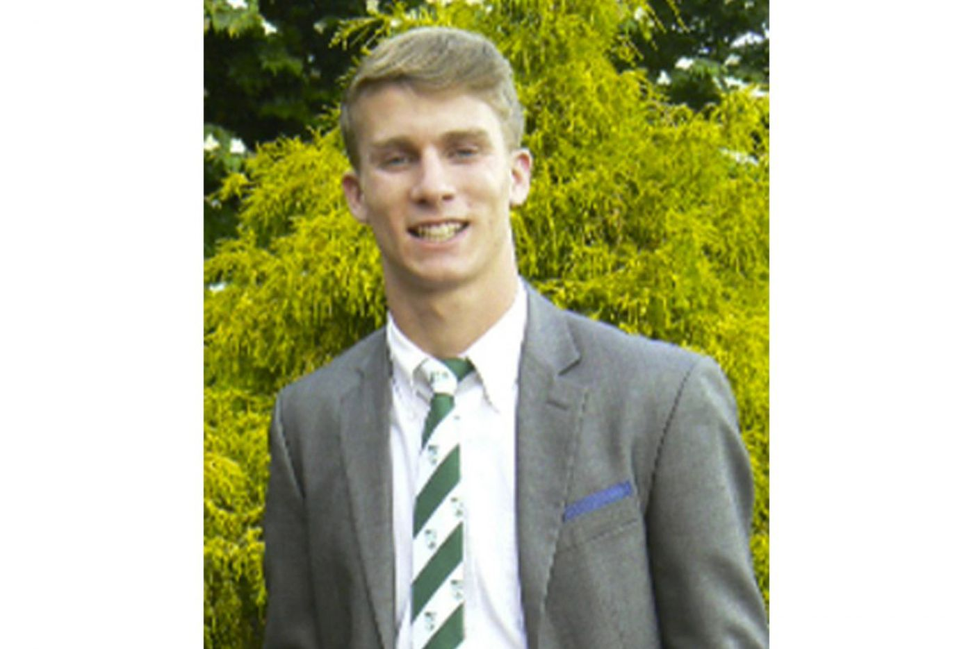 Missing St. Joe's student Mark Dombroski had wallet and phone when found, Bermuda police say