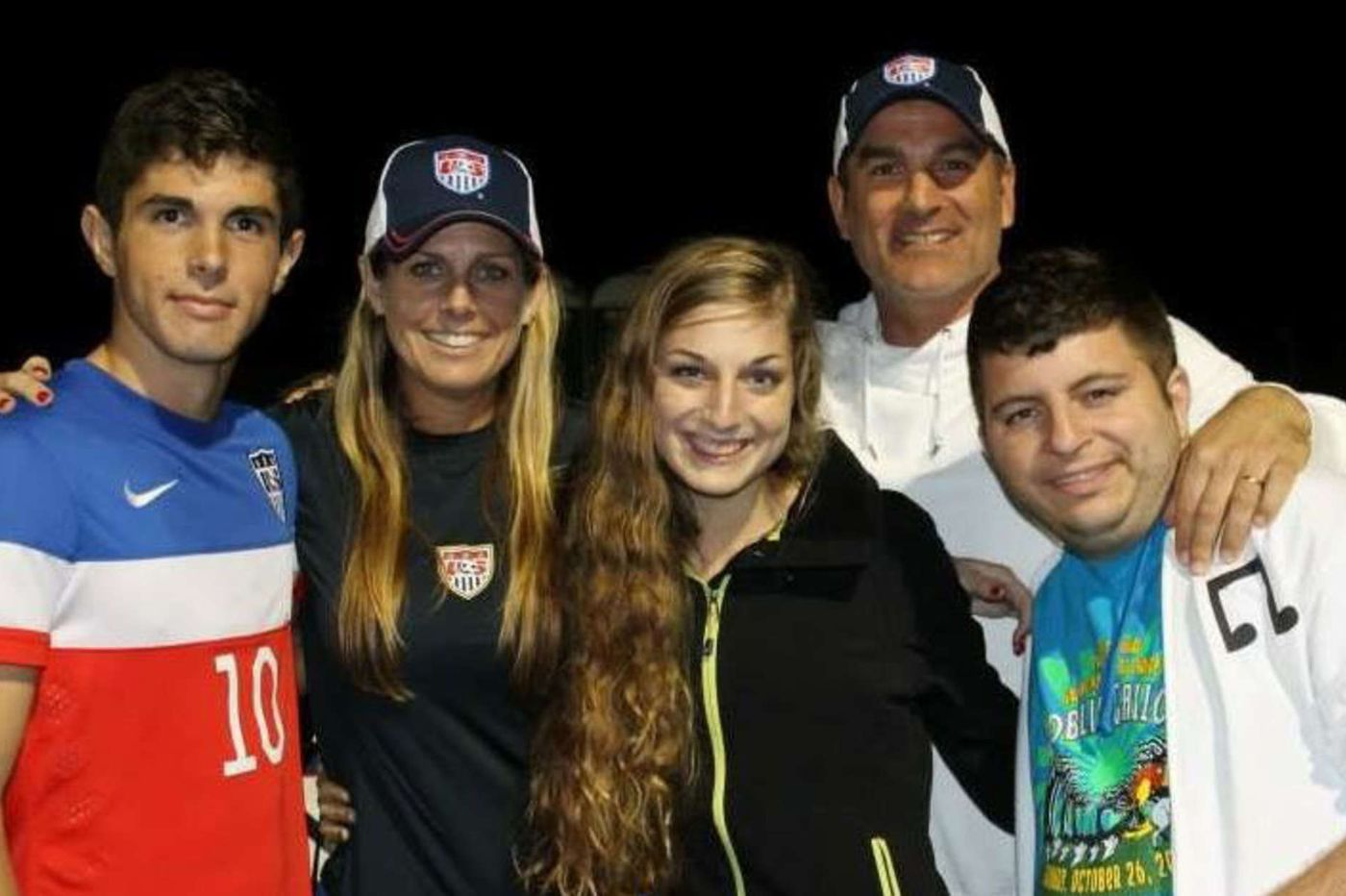 Why Hershey's Pulisic, 17, is U.S. soccer's rising star