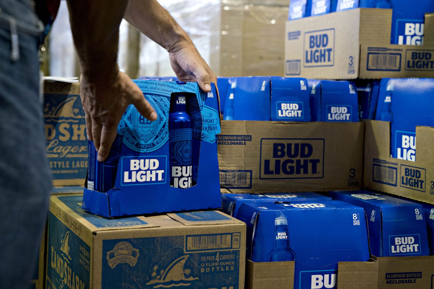 Bud Light wants you to know how many calories are in each beer