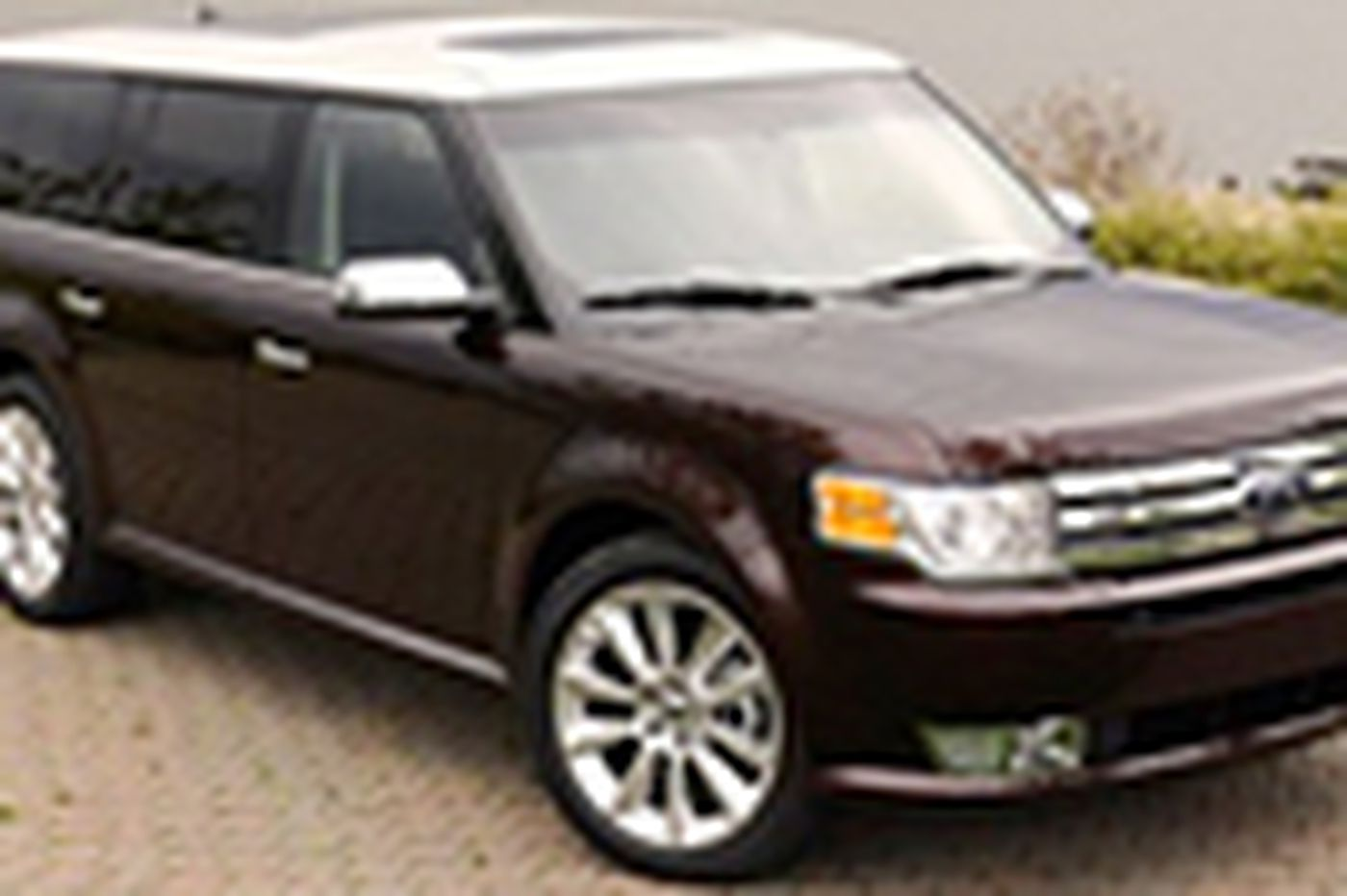 2009 Ford Flex offers lots of room