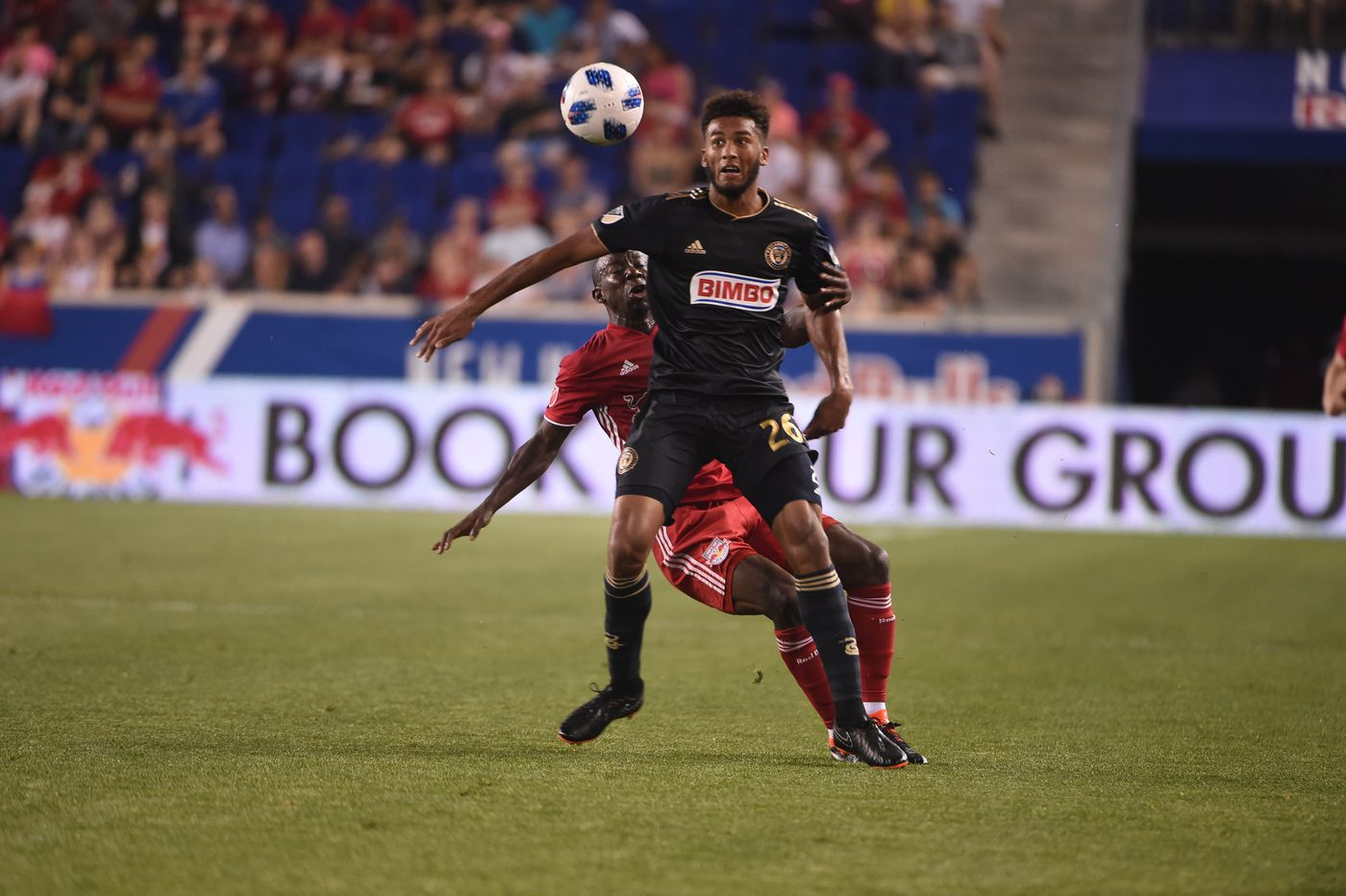 Union ready for a rivalry game in U.S. Open Cup as New York Red Bulls visit