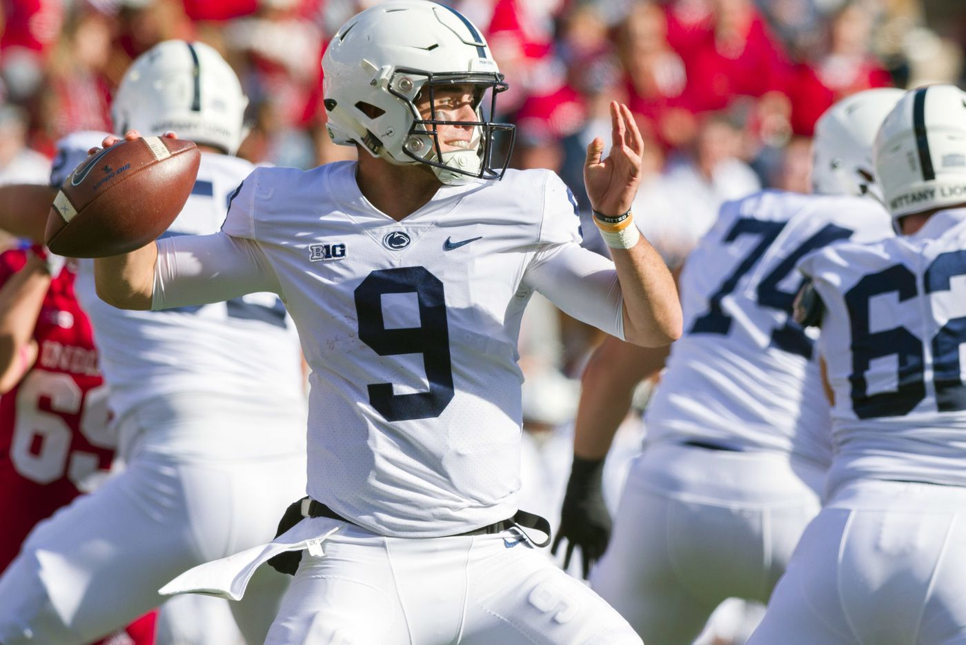 Penn State holds off Indiana to reverse trend of fourth-quarter collapses