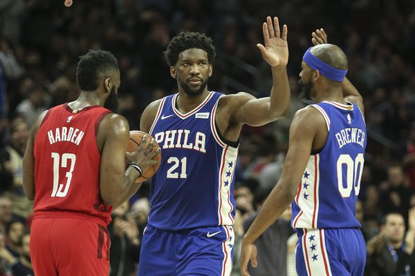 With all due respect to Harden, here is the case for Embiid as NBA MVP | David Murphy