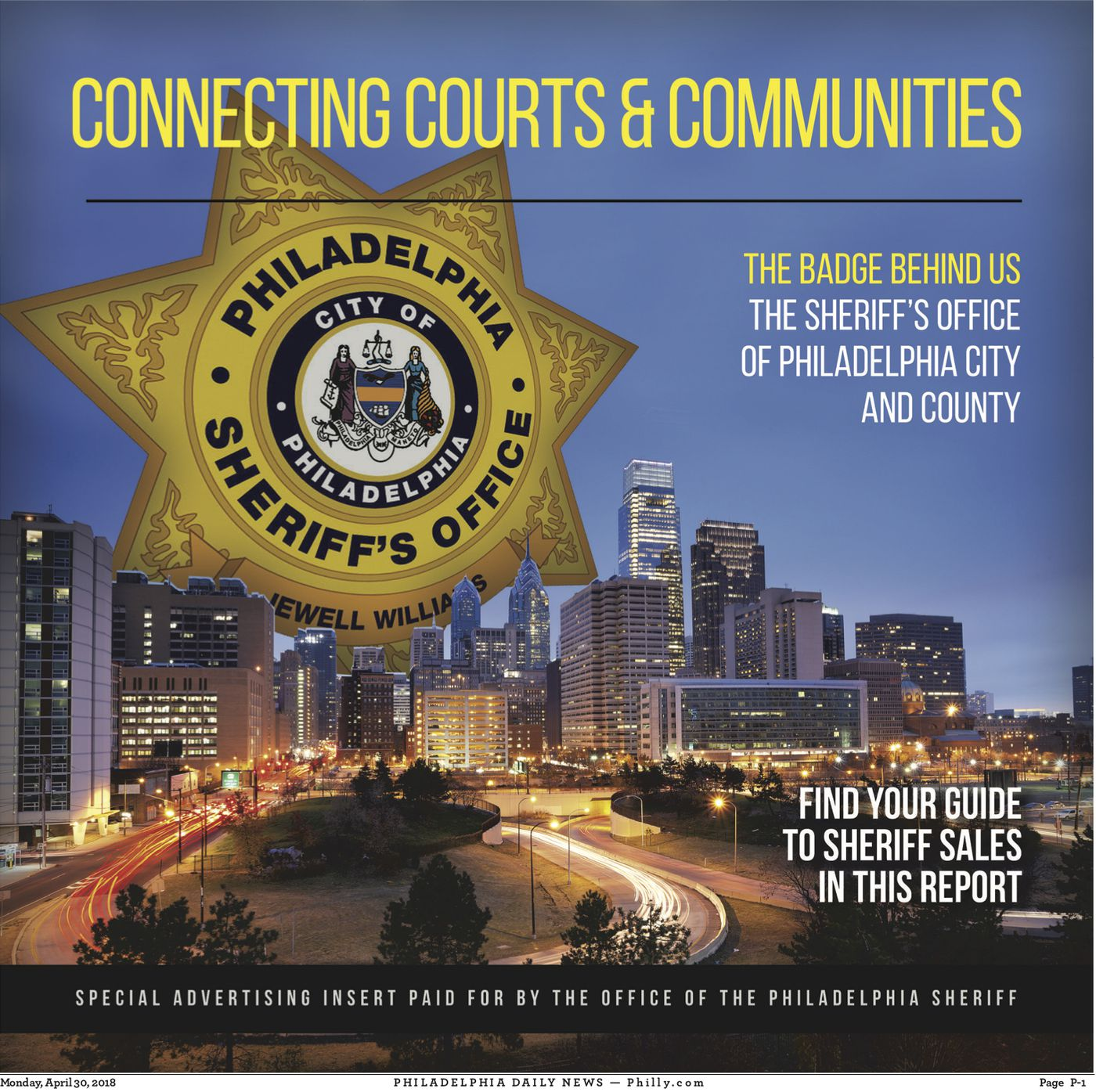Covering the Philadelphia Sheriff's Office: A word from the