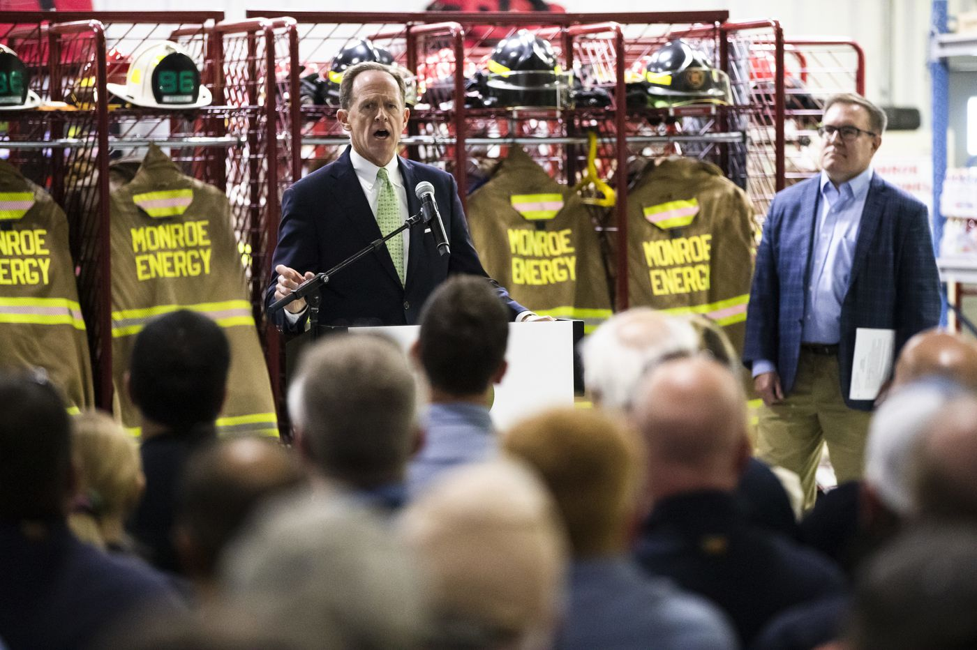 Trump administration official visits Delaware County refinery to hear gripes about ethanol