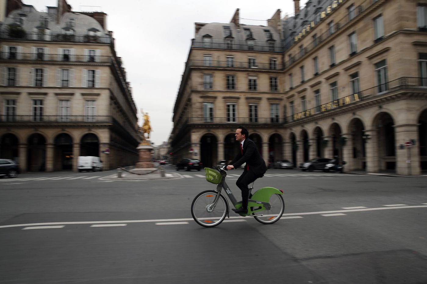 Bicycle sales surge as Americans seek to avoid mass transit and get exercise