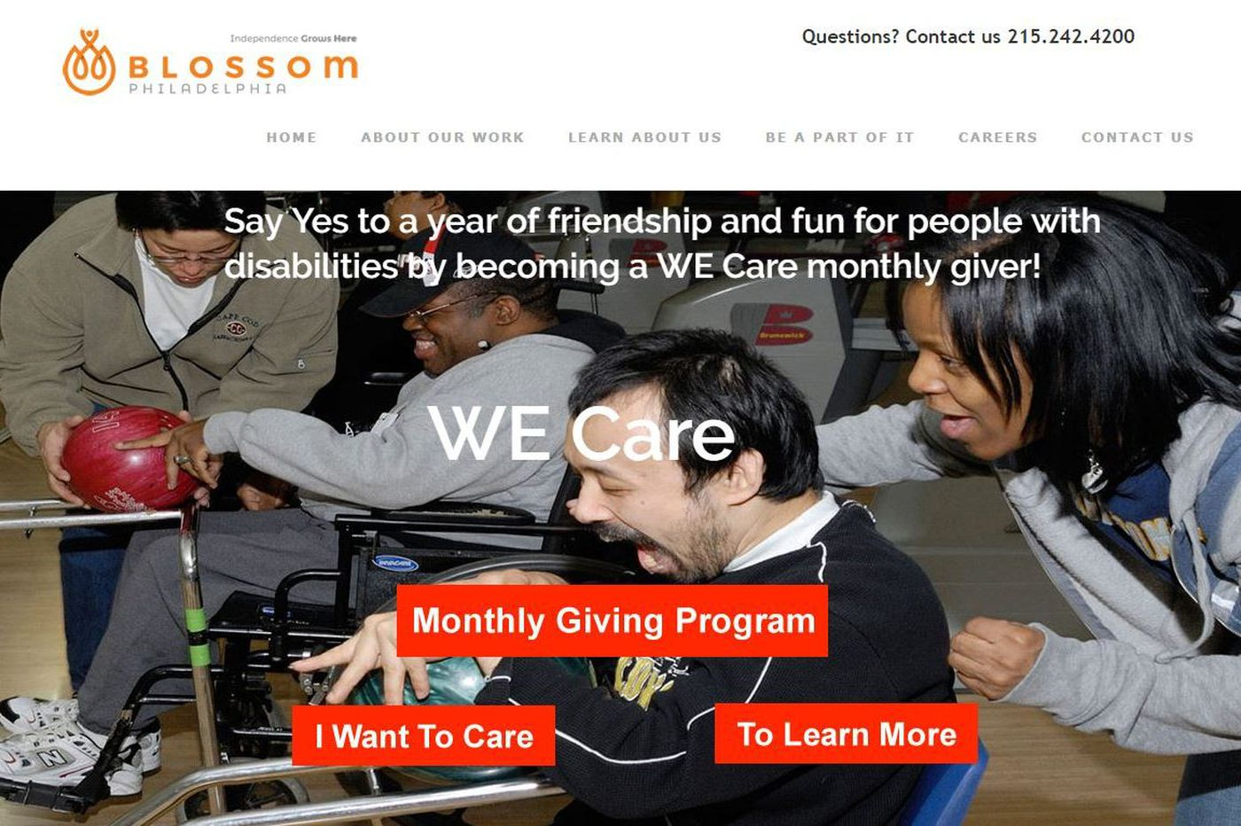 Blossom says four new providers will take its disabled clients