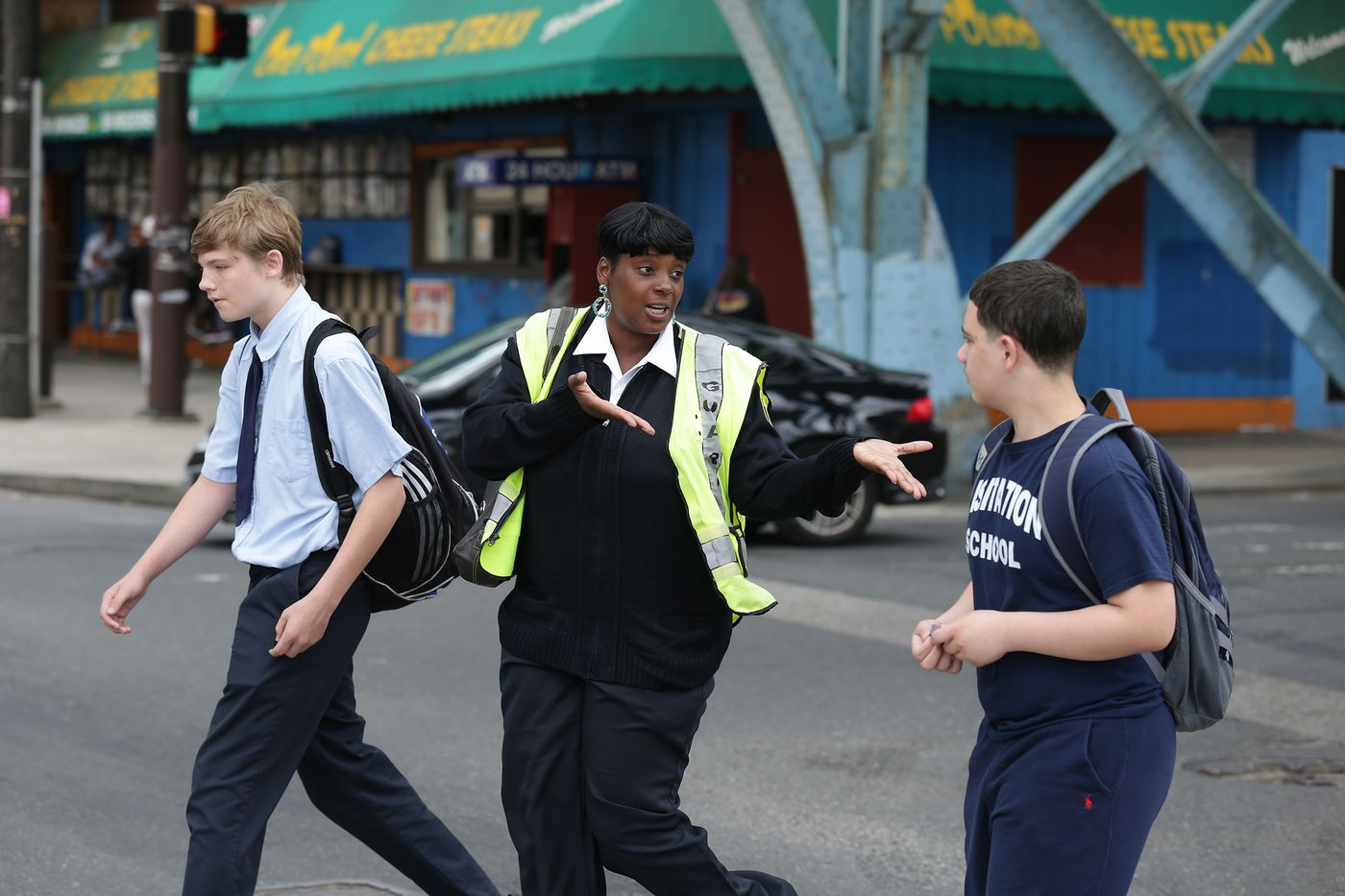 Your friendly neighborhood crossing guards could make your corners even safer — if only the city would let them | Opinion