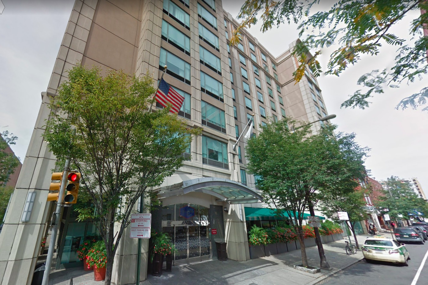 It's Philly's second break room stabbing in three days, this one at Hampton Inn