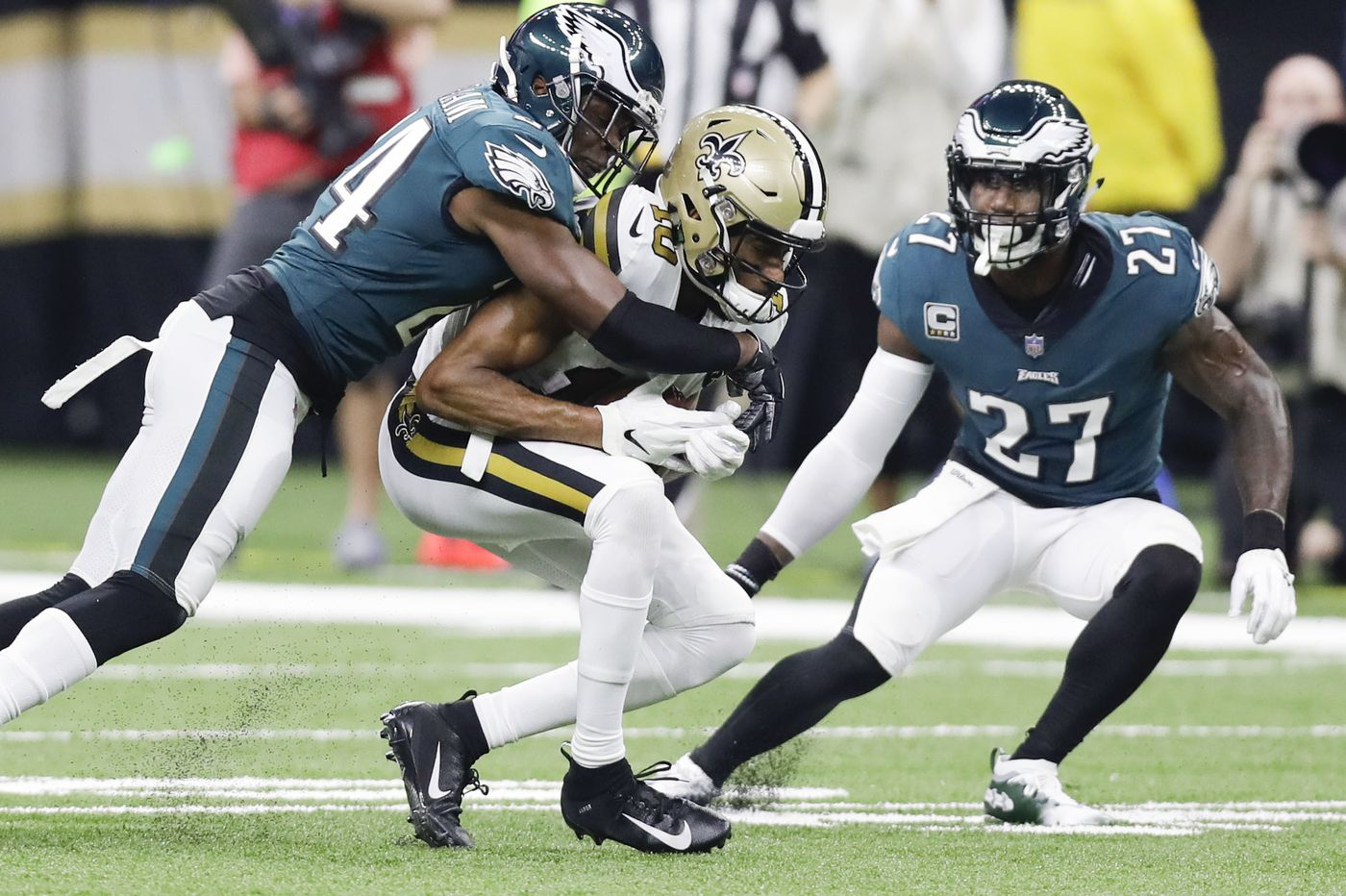 Eagles  Malcolm Jenkins had rare misstep after loss to Saints fbfd92d56