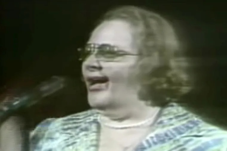 Kate Smith was born on May 1, 1907.