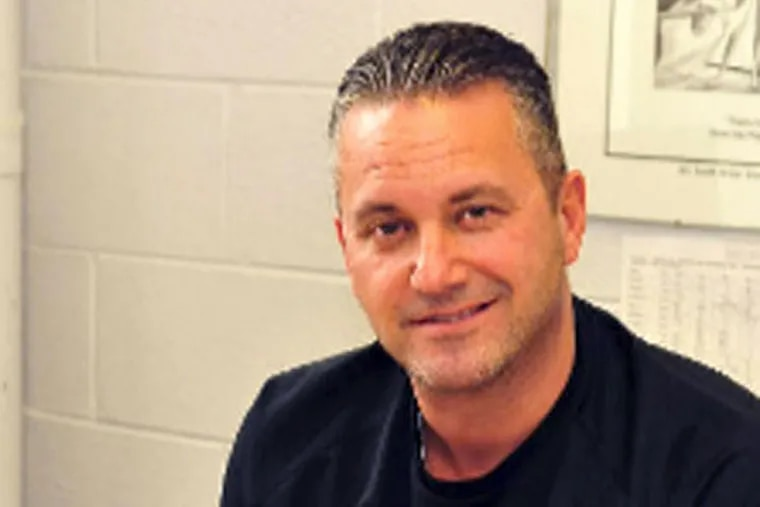 John Dunphy Jr., a teacher who was promoted in September to become CAPA's principal, was removed Oct. 26 by the district, spokesman Fernando Gallard confirmed.  (courtesy photo)