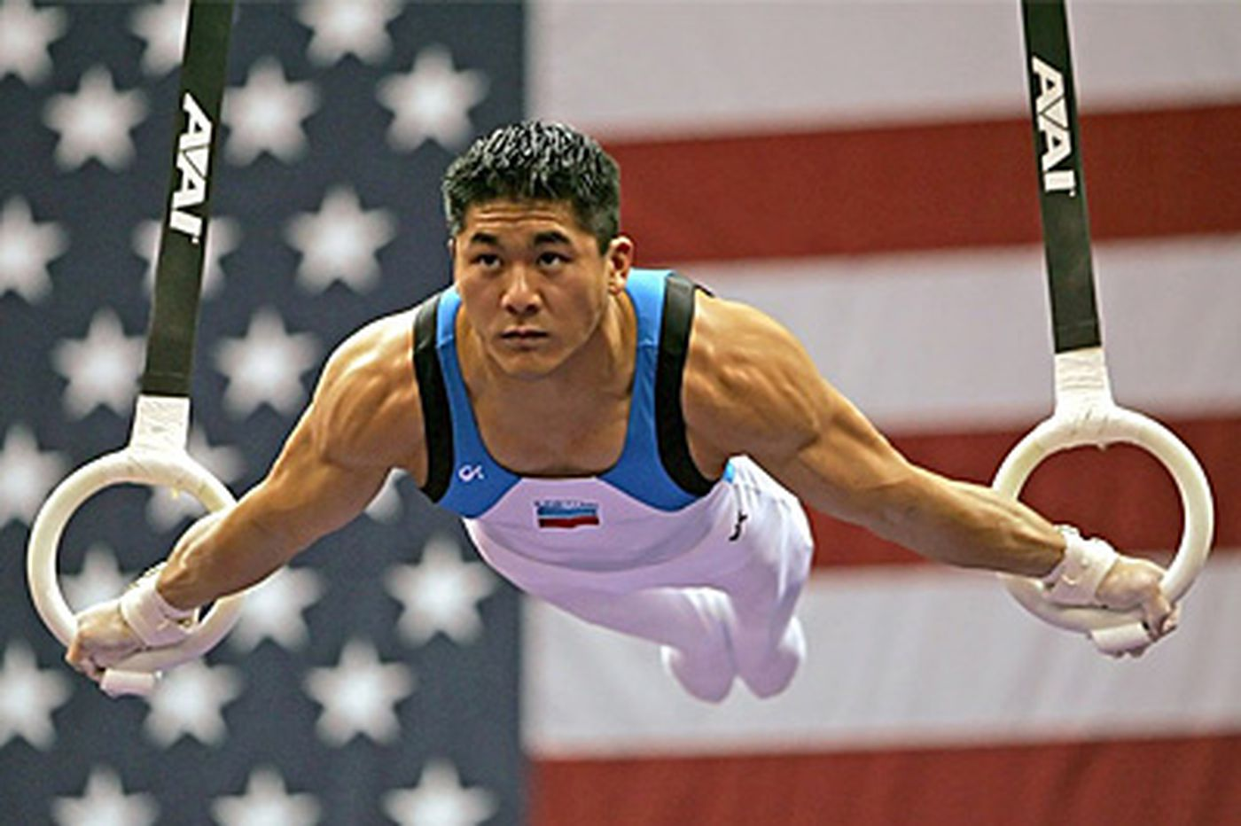 Gymnast From Penn State Is Hungry For Beijing