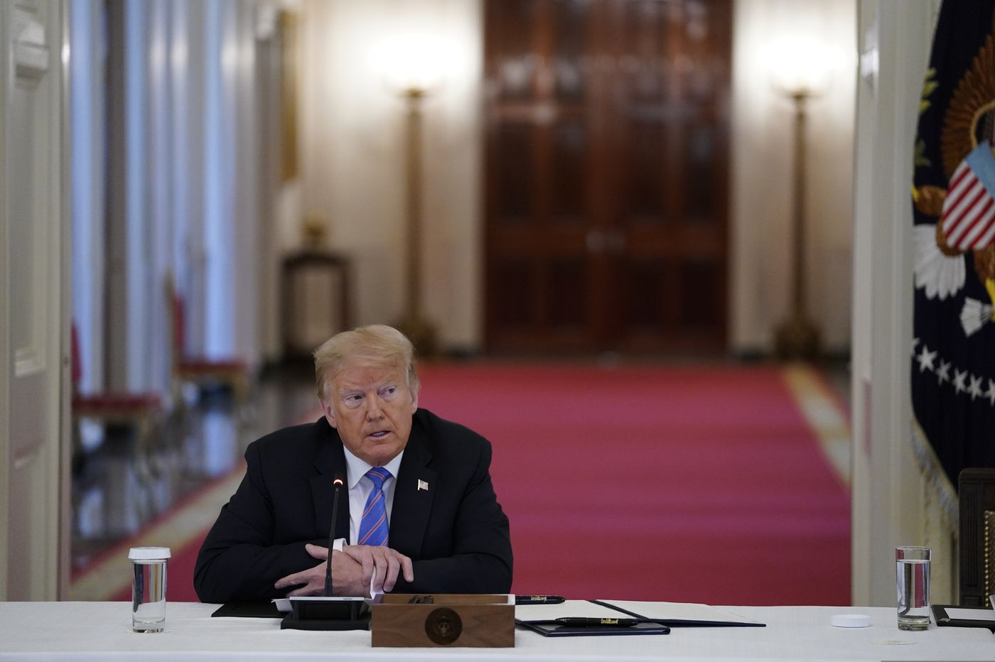 The White House was aware of Russian bounties in 2019, AP sources say