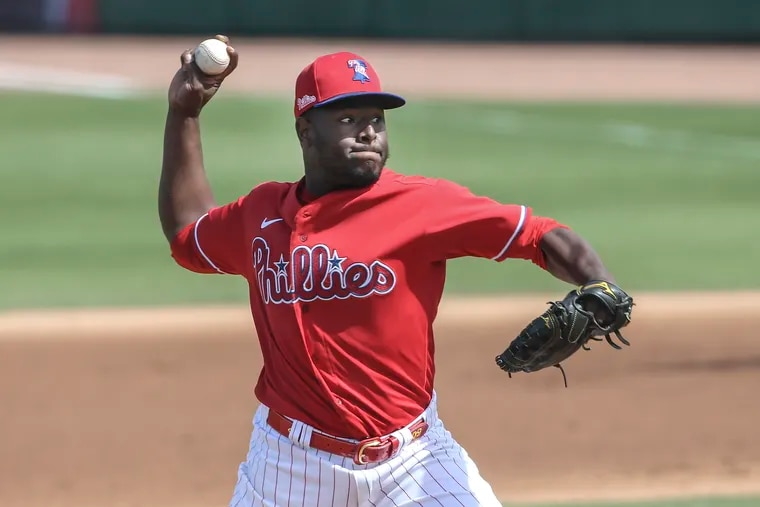 Phillies reliever Hector Neris has 70 saves in 85 opportunities since 2017.
