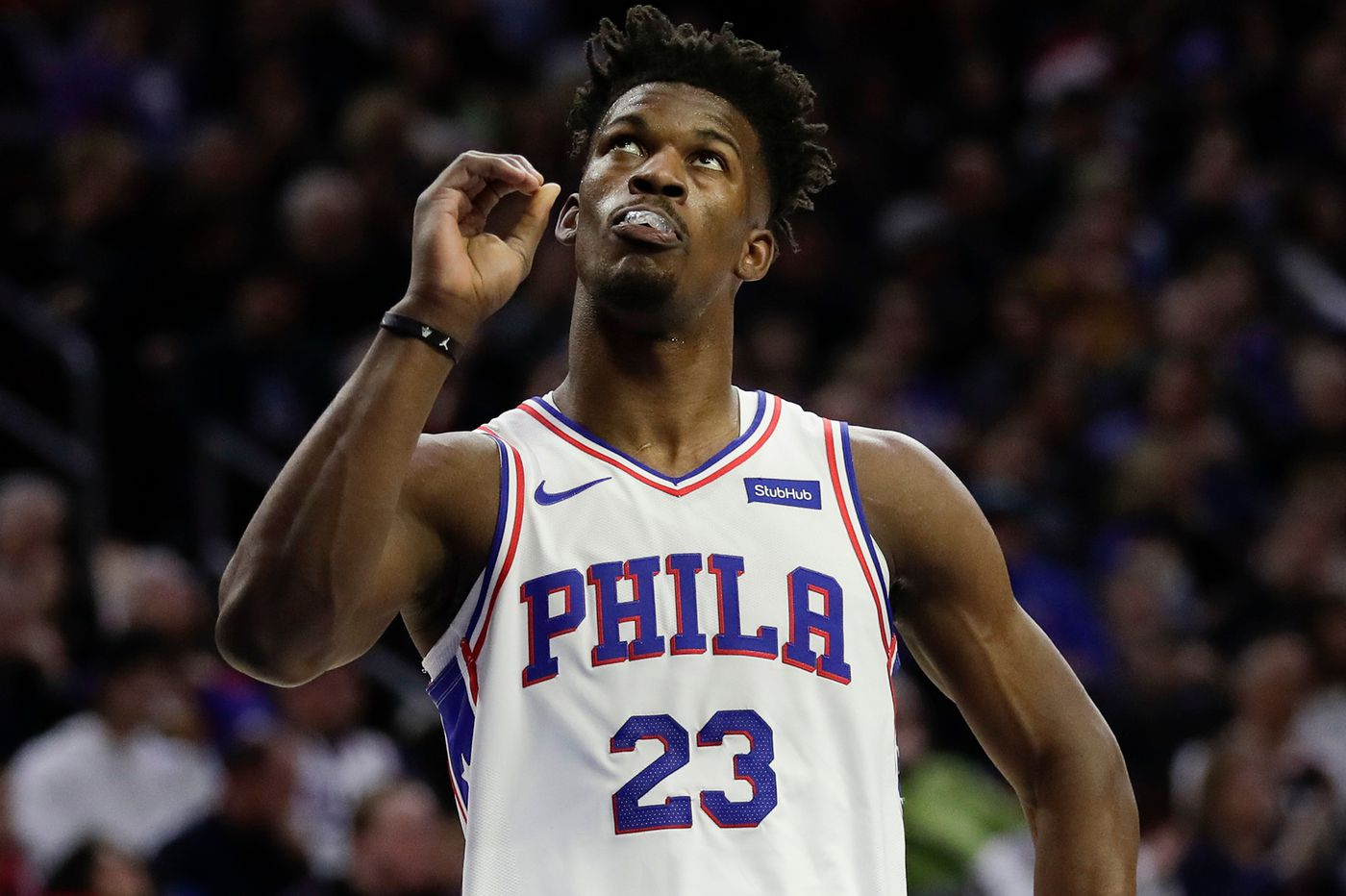 Sixers' Jimmy Butler, Wilson Chandler out against Mavericks, will miss second straight game with upper respiratory infections