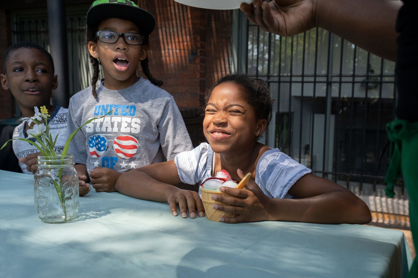 In a North Philly writing lab, young food critics are born — after being duped