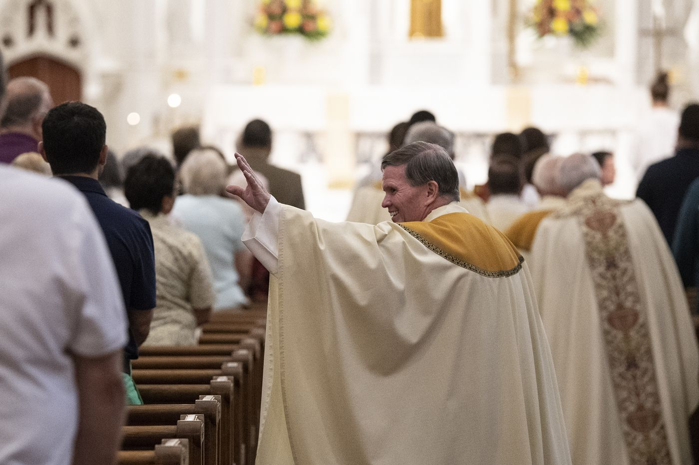 100 years young, St. Matthew Roman Catholic Church celebrates a century of tradition and changes