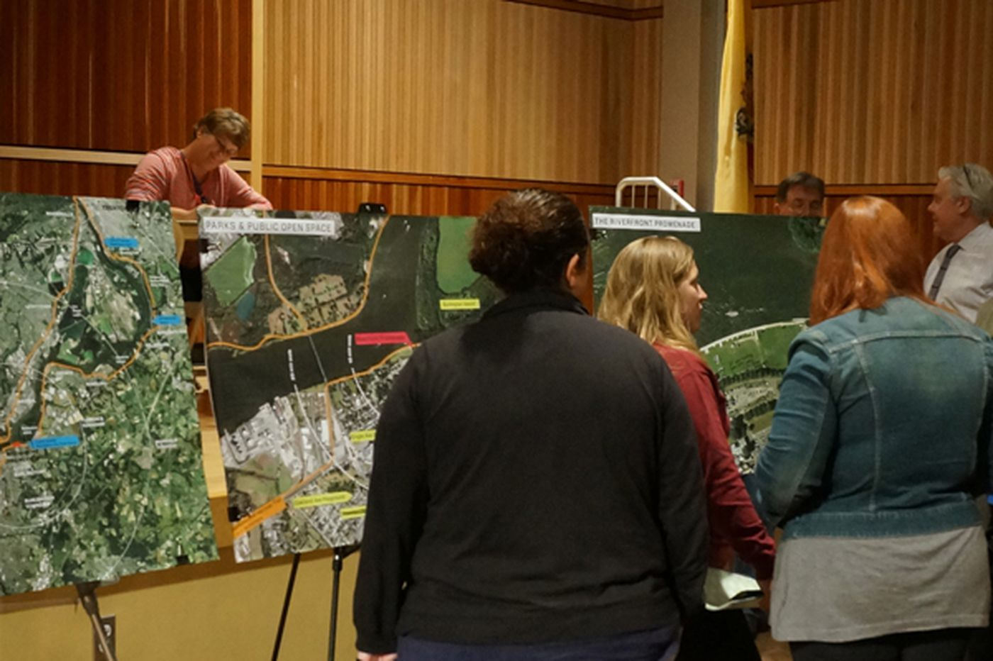 Public meeting on proposed promenade upgrade in Burlington City
