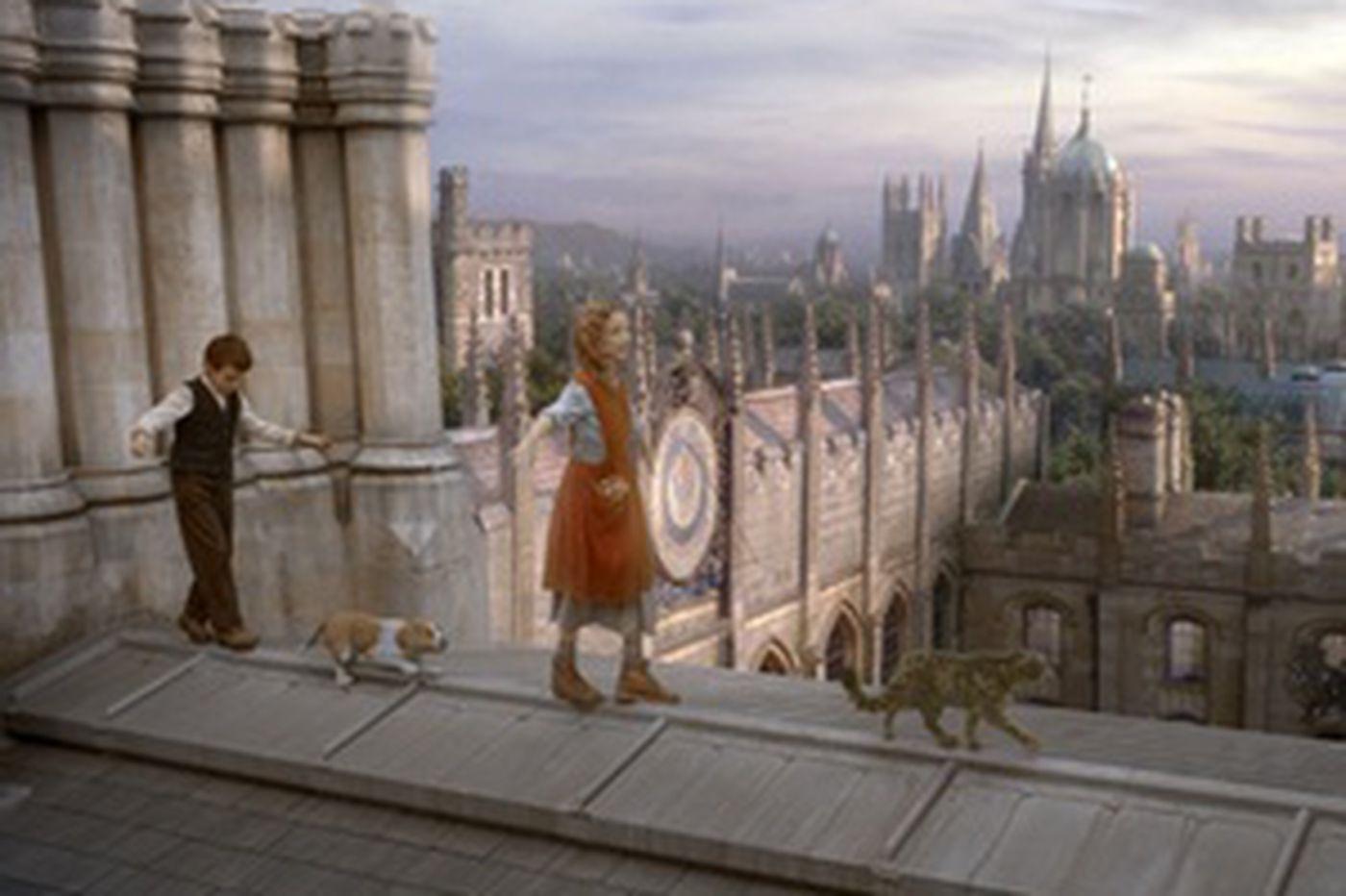 A fantasy realm to explore