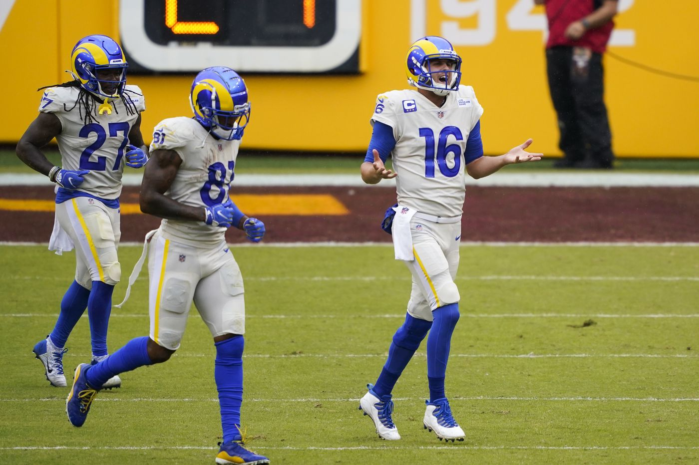 NFL picks Week 6: Vegas Vic likes the Rams vs. the 49ers in the Battle by the Bay