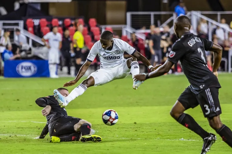 """Union sporting director Ernst Tanner said the club-record $2 million transfer fee for Jamiro Monteiro beat the """"significantly higher"""" purchase price the Union and French club Metz originally agreed to when Monteiro was loaned here last year."""