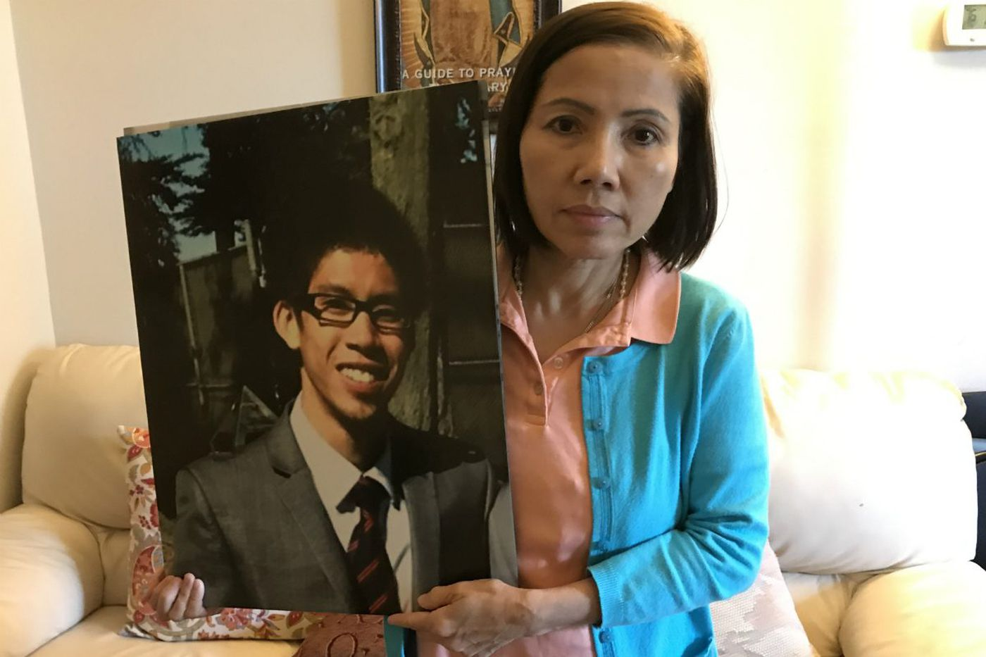 Two months later, Narberth mother recalls grief: 'John, John, why don't you talk with me?'