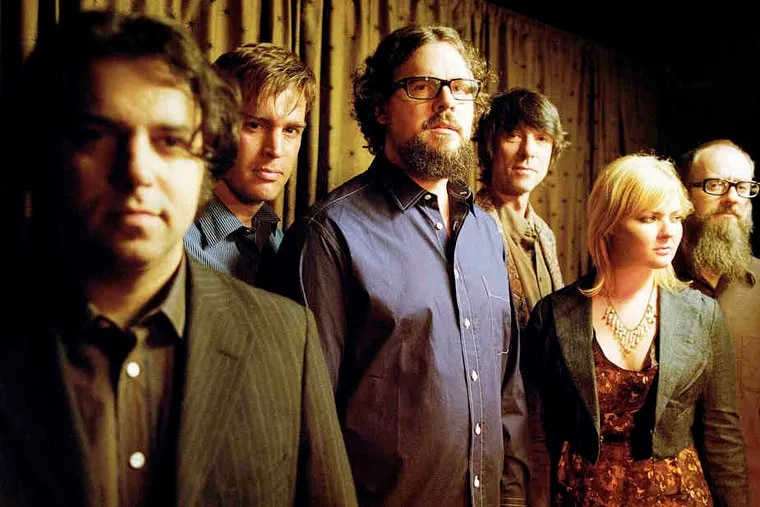 Drive-By Truckers lets the country rock roll tomorrow at Theater of the Living Arts.