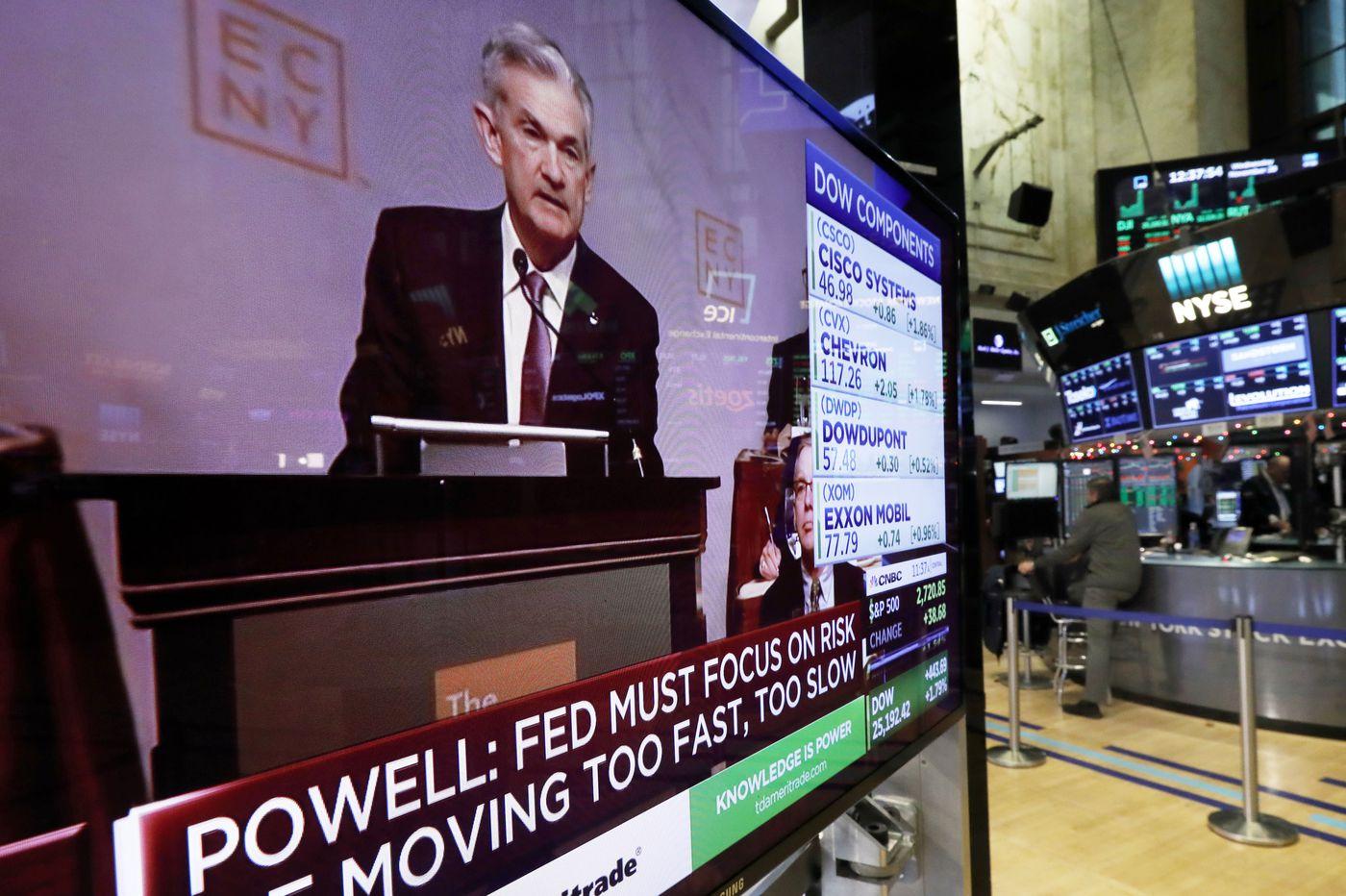 High earners complicate Powell's job   Opinion