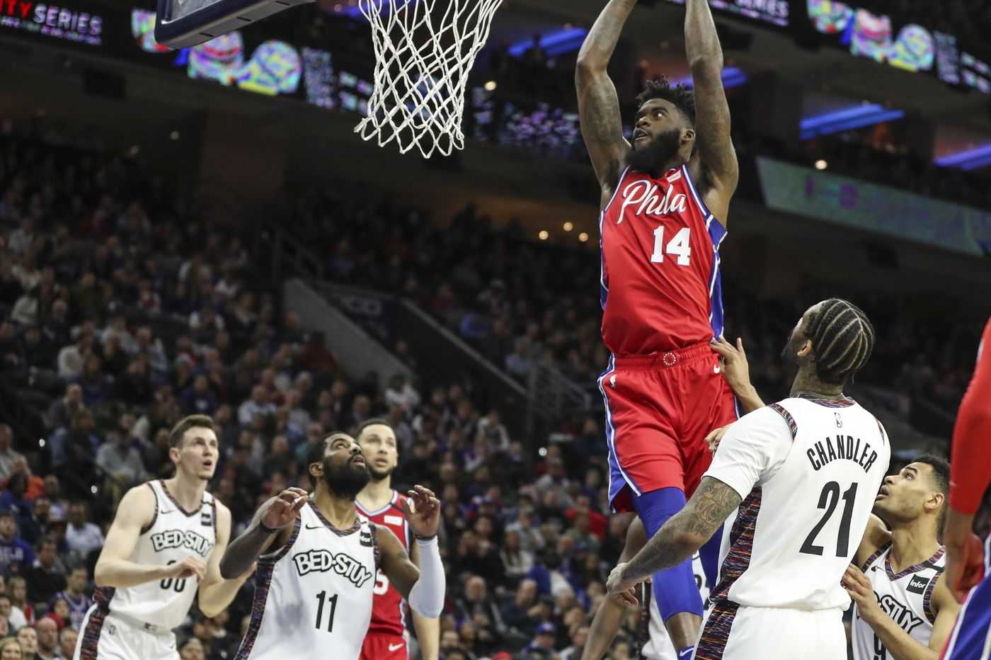 Norvel Pelle unaware of next step, says it's up to agent and Sixers front office