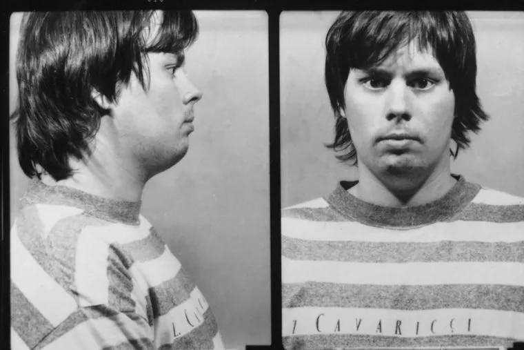 Police mug shot of Walter Ogrod taken April 6, 1992.