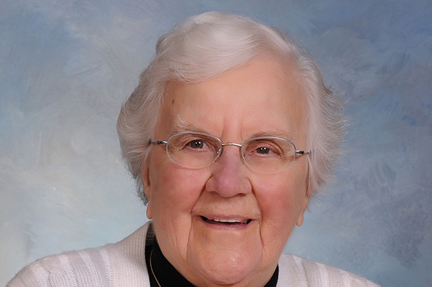 Sister Jordan Marie Goeke, 95, a nurse, health care administrator, and educator