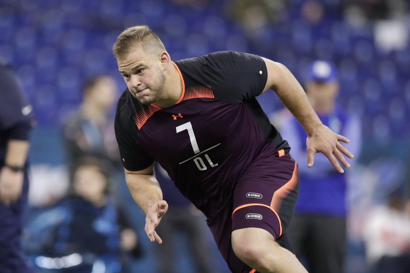 NFL draft: Ben Fennell breaks down the interior offensive linemen