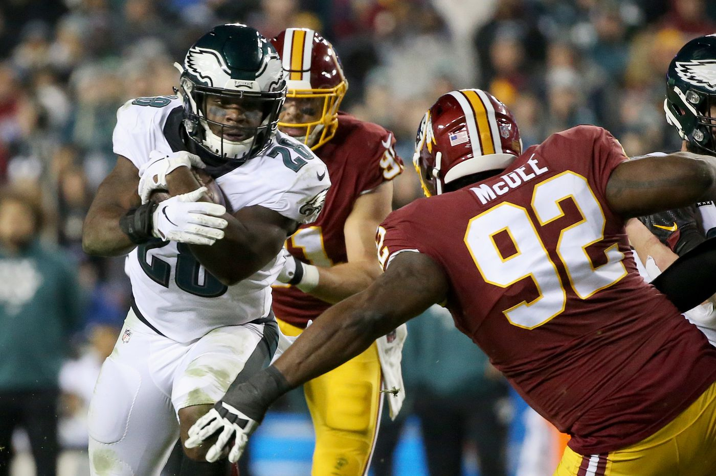 In playoffs, there's a hard road ahead for Eagles | Bob Ford