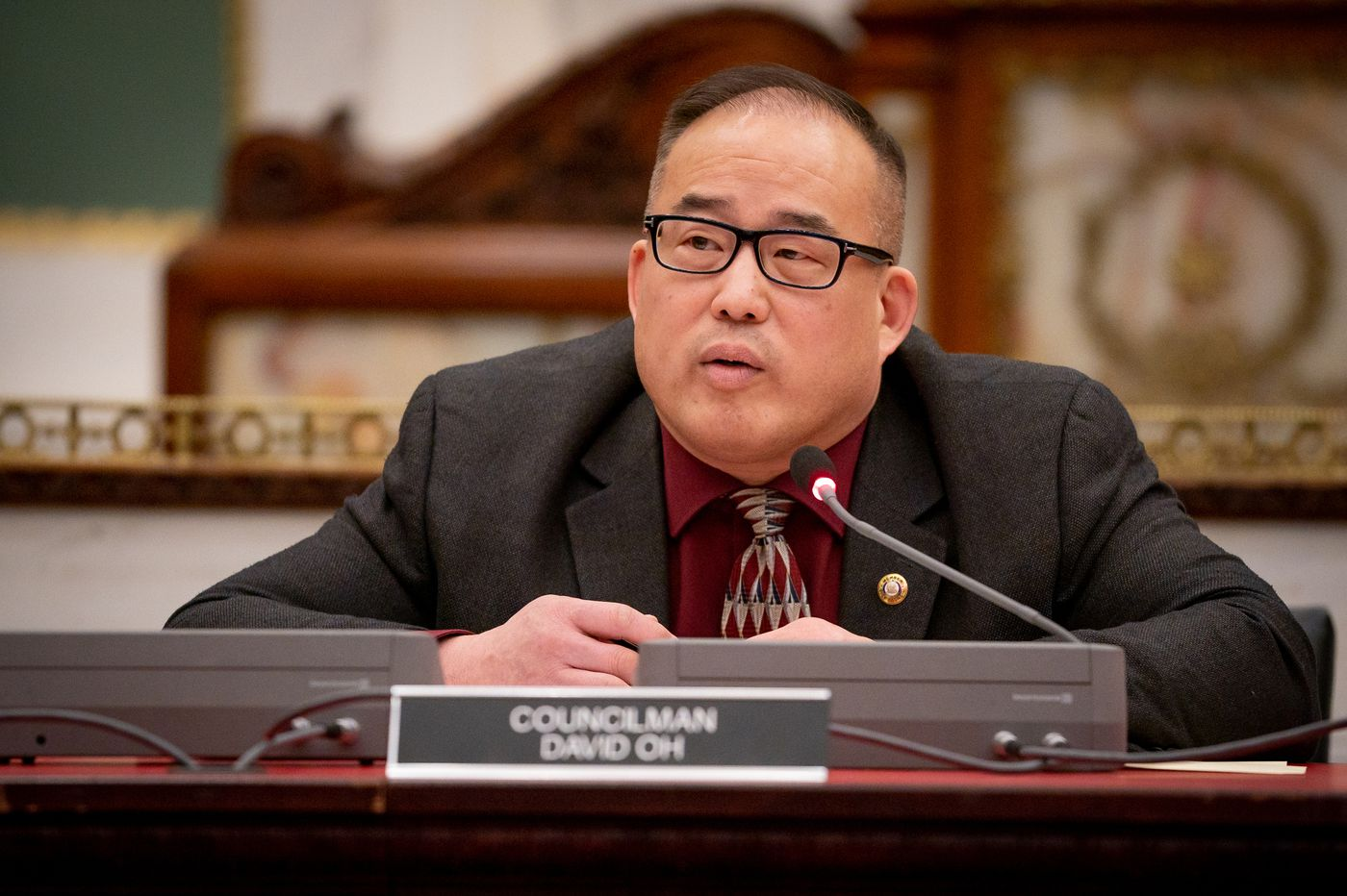 Philadelphia City Councilman David Oh's clumsy post a reminder: Elections matter | Editorial
