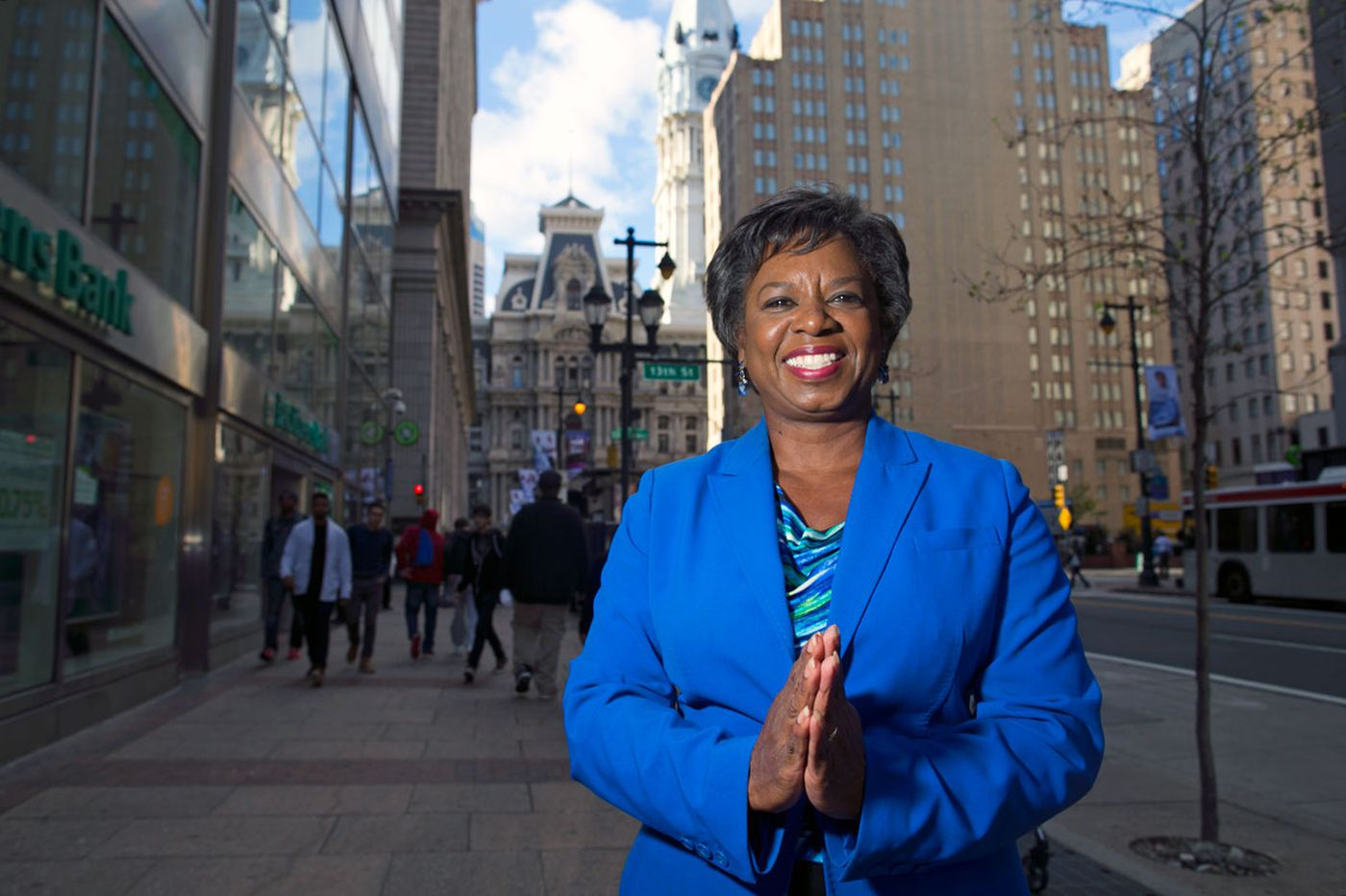 Former SEPTA spokeswoman is glad to be away from the frontlines