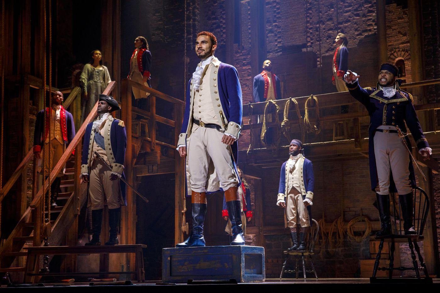 'Hamilton' at Forrest Theatre: Philadelphia, it was worth the wait