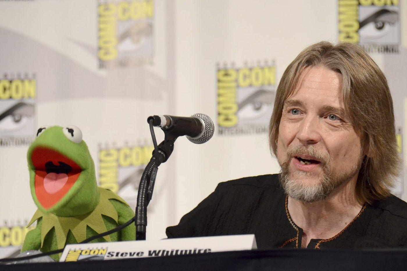 The longtime voice of Kermit the Frog has been fired, and he's 'devastated'