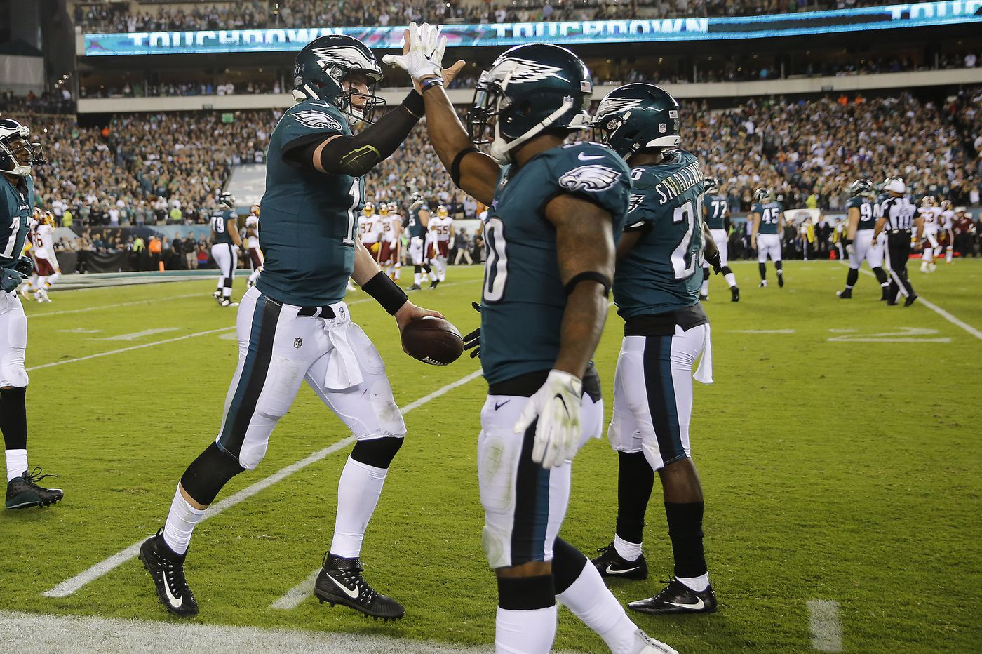 Eagles-Colts preview: What to watch for | Early Birds