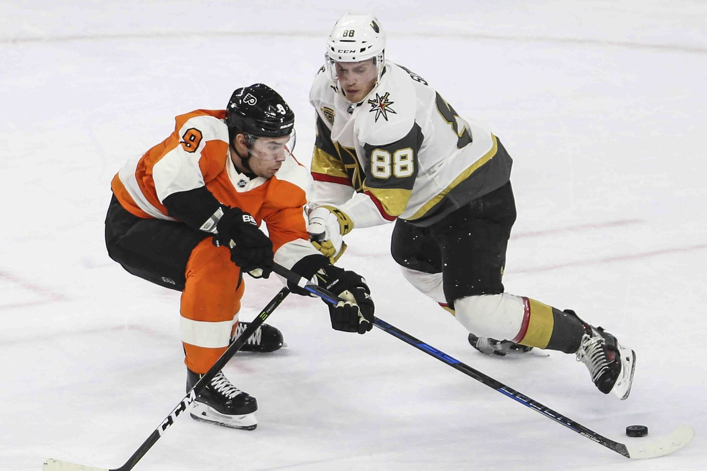 Flyers cautious in second day of free agency, waiting for right time to use cap space and 'not chasing anything'