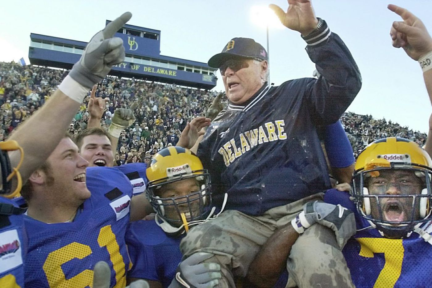 Tubby Raymond, college football giant, remembered
