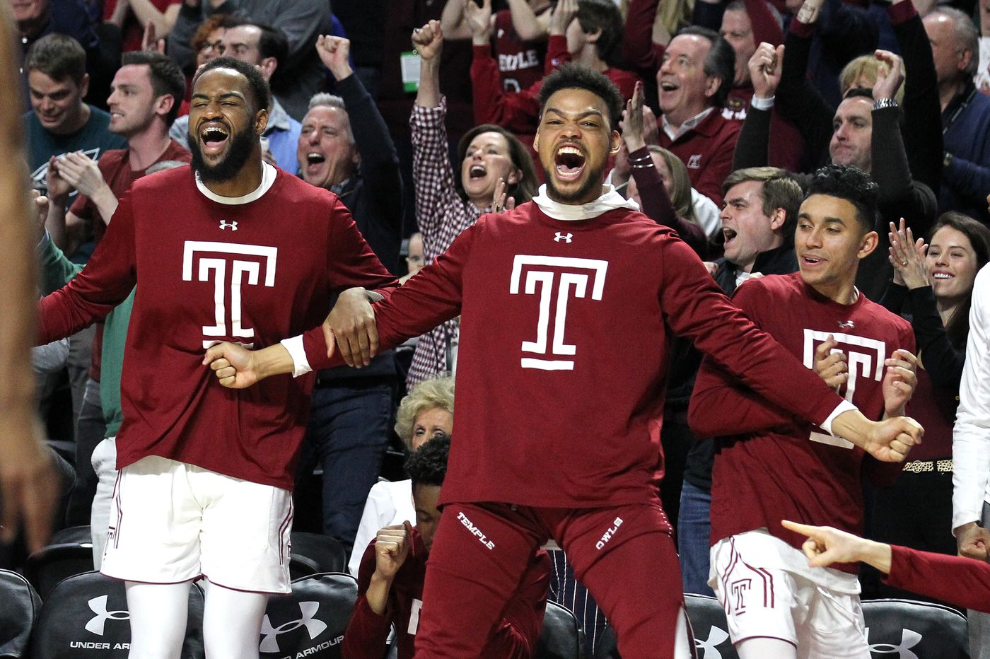 Temple safely in the NCAA Tournament, two CBS basketball voices predict