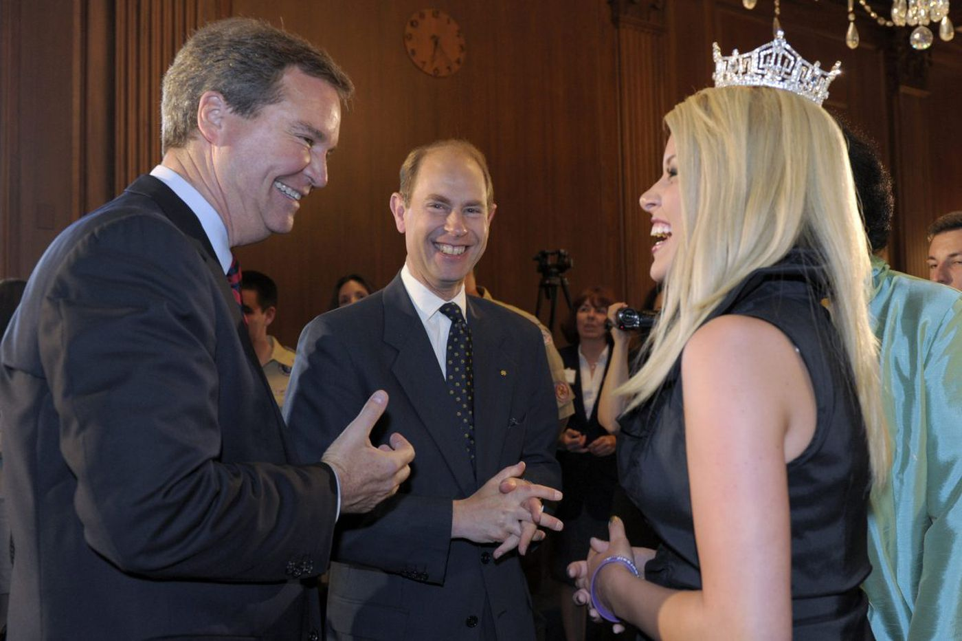 Miss America CEO Sam Haskell's disgusting emails should be considered abuse