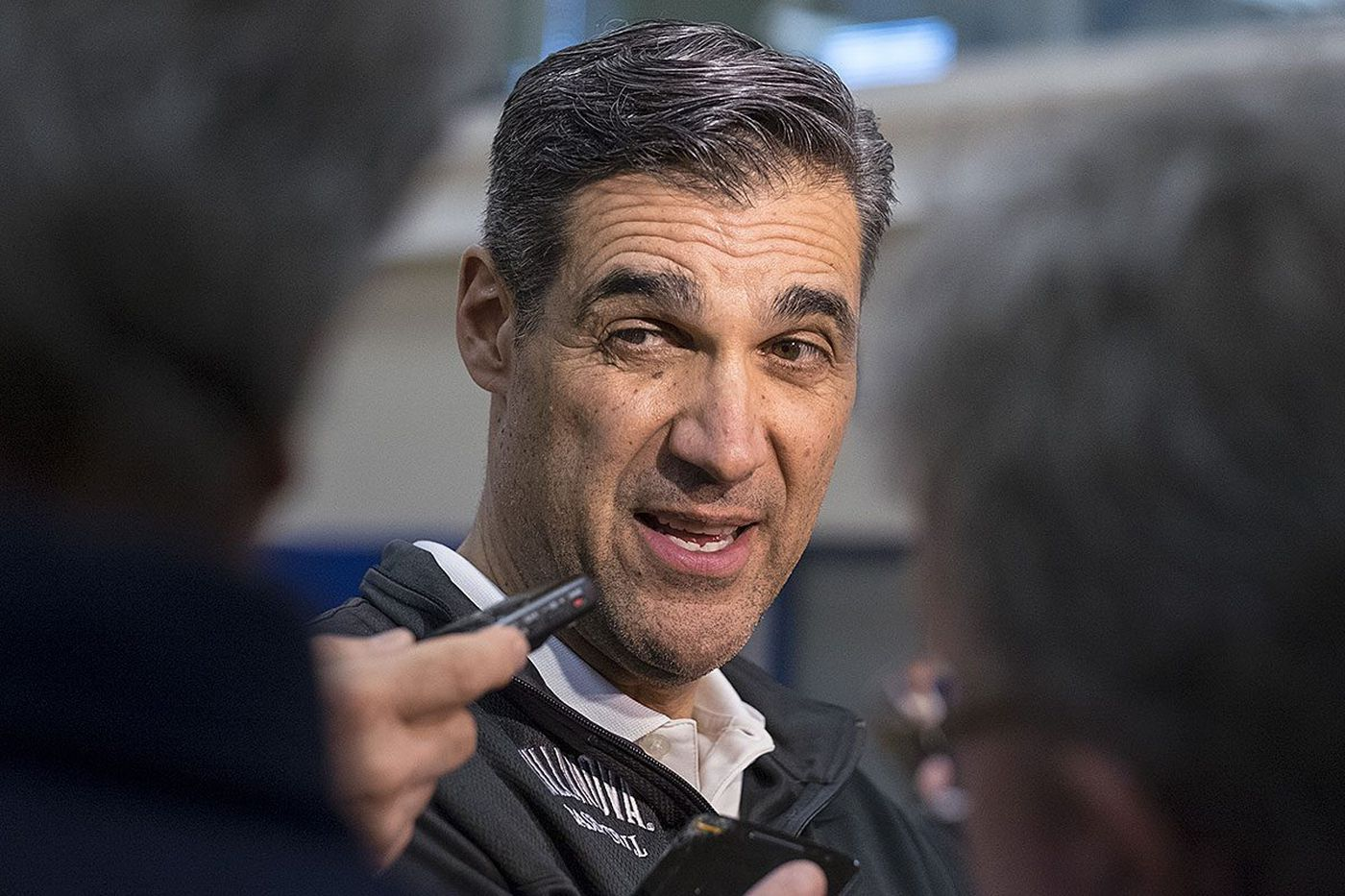 Jay Wright: Villanova's house 'is in order'