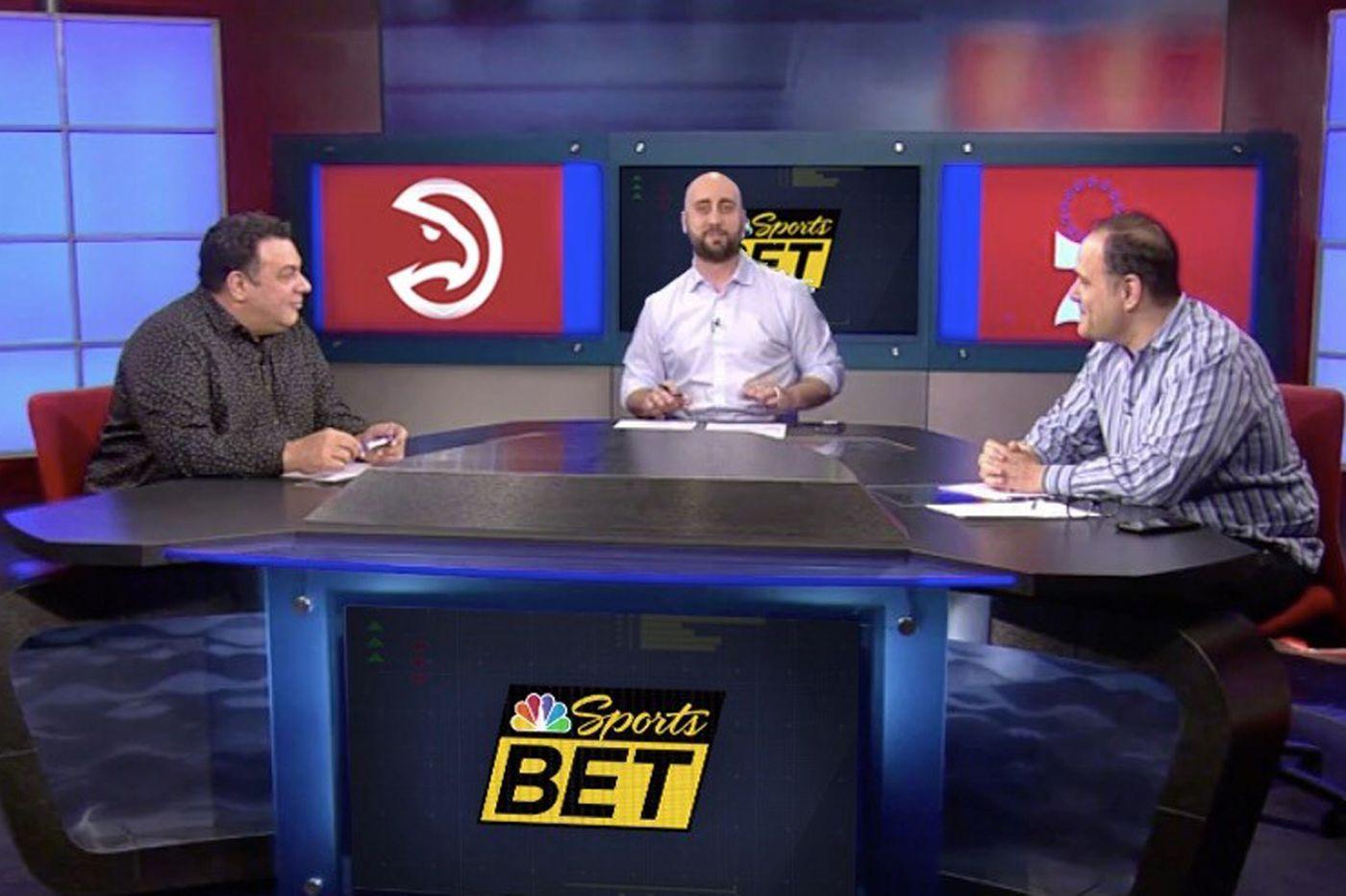 Marc Farzetta, Anthony Gargano to host Sixers simulcast on NBC Sports Philadelphia+ focused on sports betting