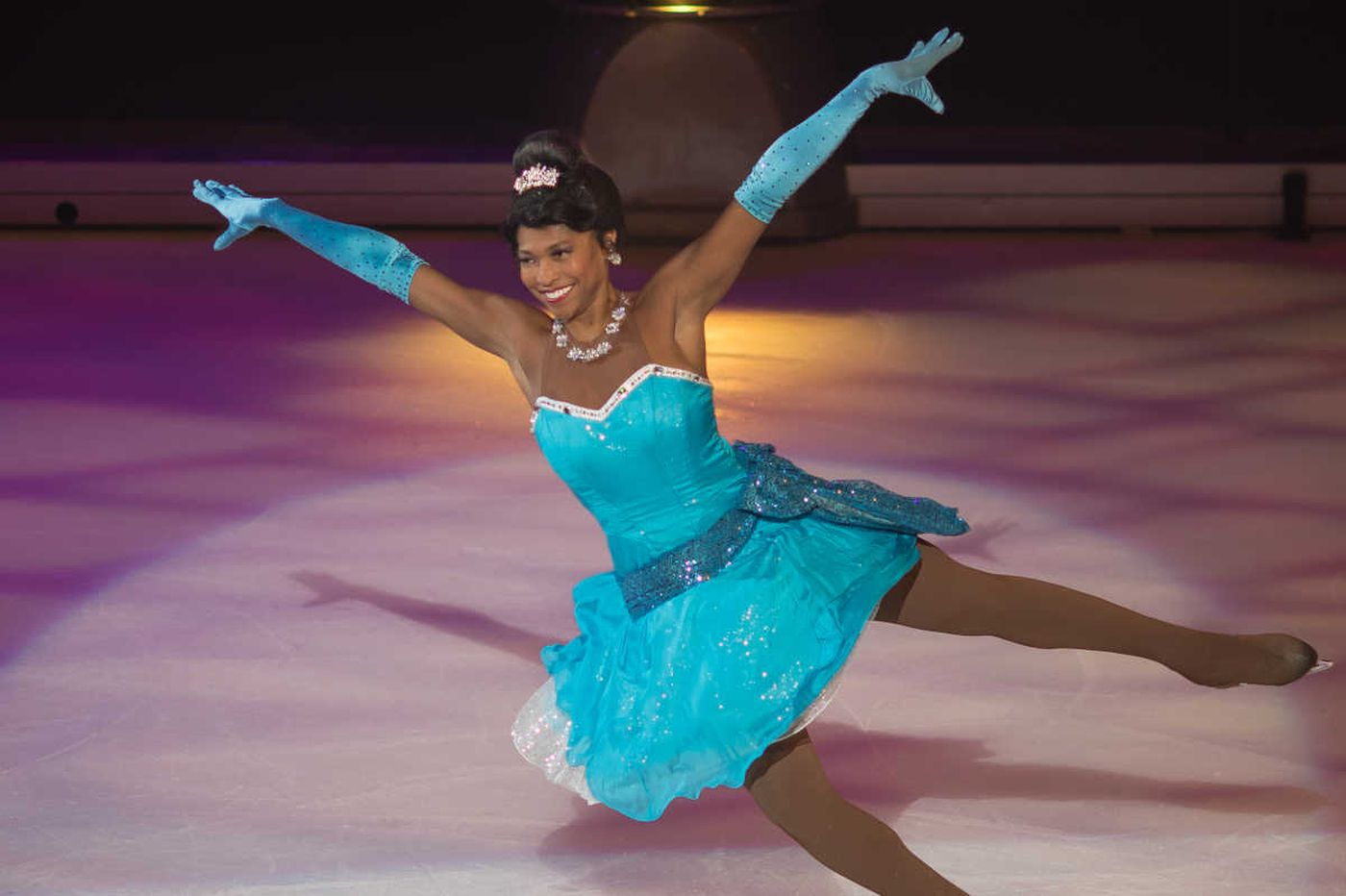 Disney on Ice's Princess Tiana hails from Wilmington: 'I feel really honored to play her'