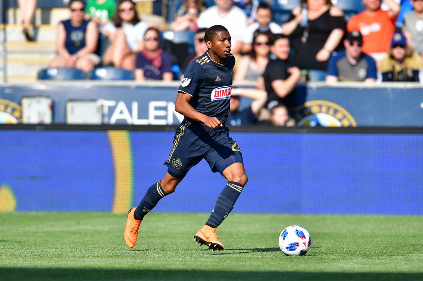 Ray Gaddis steps up as Union shuffle defense to add experience