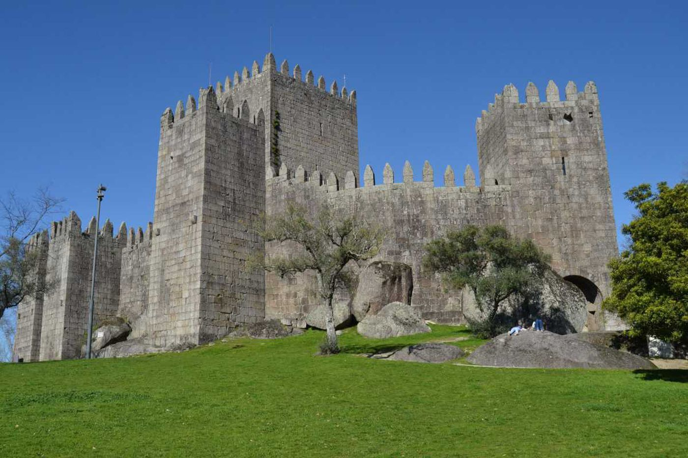 Finding the medieval and modern in Guimaraes, the cradle of Portugal